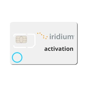 Activation Fee Iridium