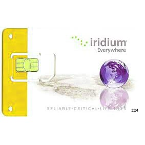 Iridium airtime HA95 Allowance 150