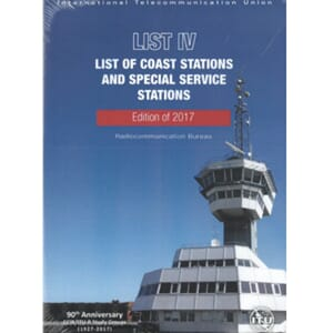 List of Coast Stations and Special Service Stations (List IV