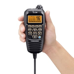 Icom HM-195B - Commandmic