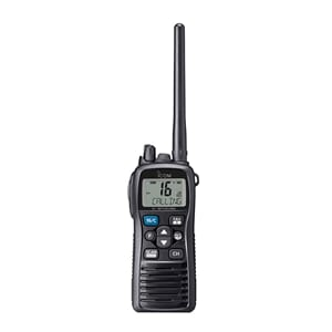 Icom IC-M73EURO #14 Active Noise Cancelling & Voice Recordig