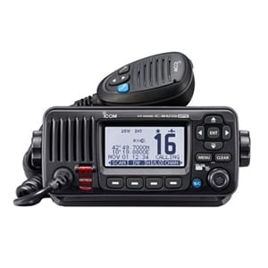 IC-M423G #25 Plus Marine VHF Class D DSC m-Gps integrert