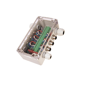 NMEA 2000 Network Block- 6 micro female drops