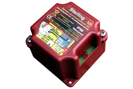 Alternator Open Circuit Protection Device 12V